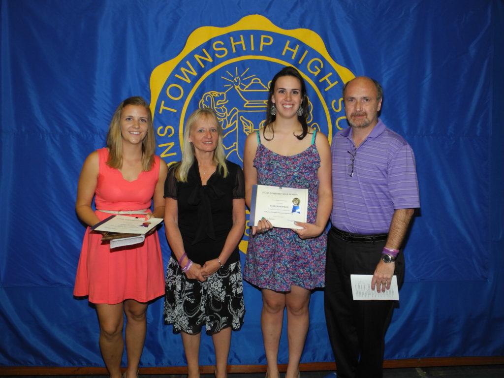 LT Scholarship Presentation 2012