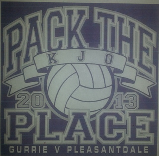Second Annual – Pack the Place in Purple