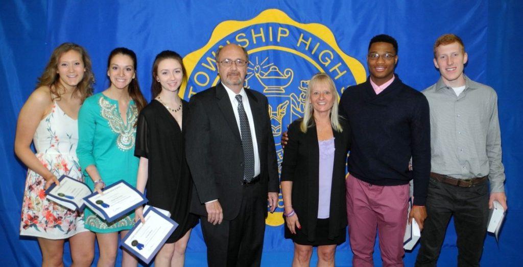 LTHS KJO Memorial Scholarship Recipients