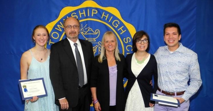 LTHS Special Recognition Award