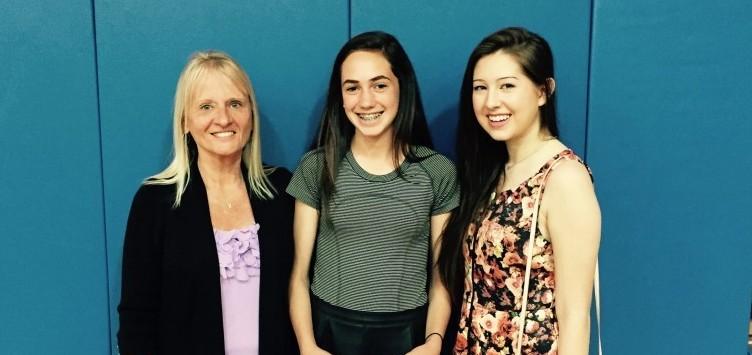 Highlands Middle School Awards KJO Memorial Award