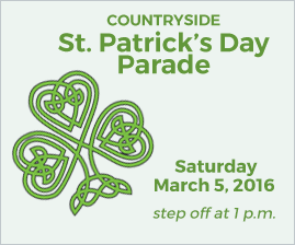 St. Patrick's Day Parade to benefit Kelli's Foundation