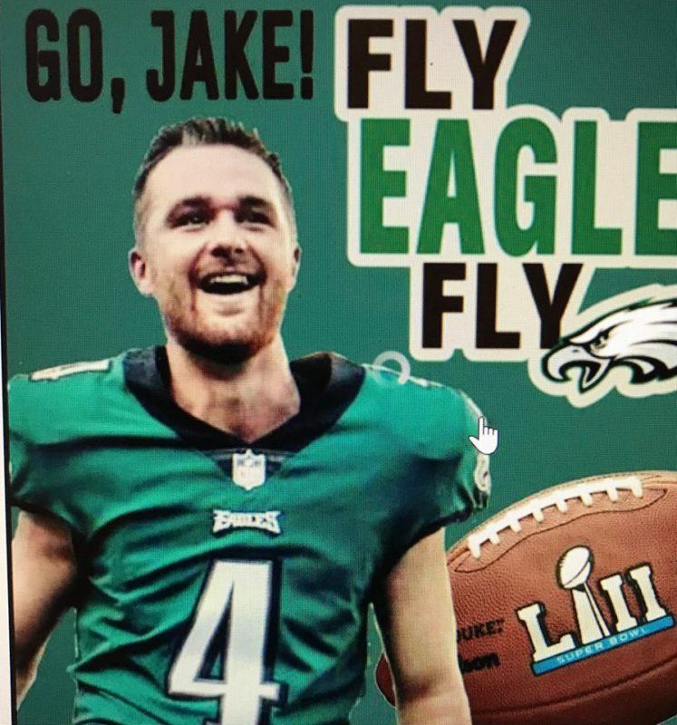 Jake Elliot Supports KJO Foundation
