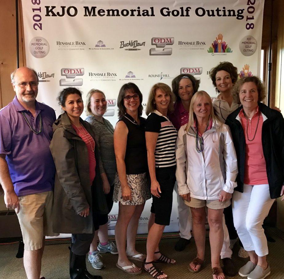 KJO Memorial Golf Outing 2018
