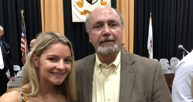 Announcing KJO Memorial Scholar from Hinsdale South, Andrea Stirling