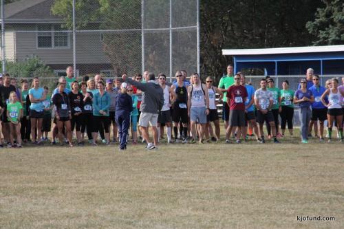 Run For Kelli - Runners Get Ready!