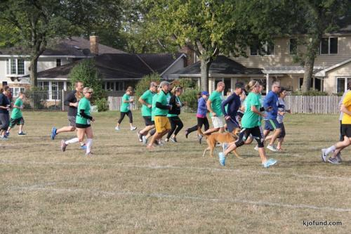 Run For Kelli 2017 - Runners They're Off!!