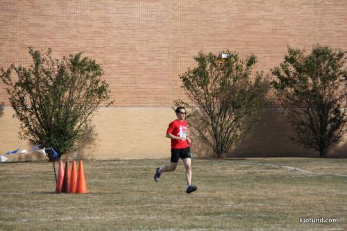 Run For Kelli 2017 - Chris McGarry leads the field